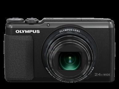 Aparat foto compact Olympus SH-60 Black