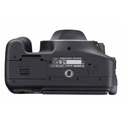 Aparat foto D-SLR, EOS600D Double Kit: obiectiv EF-S 18-55 + obiectiv 55-250 AC5170B043AA