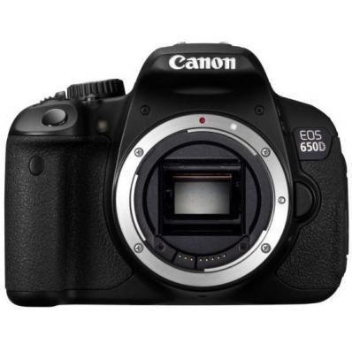 Aparat foto D-SLR EOS650D Body AC6559B001AA