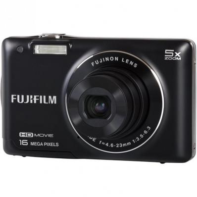 Aparat foto digital FinePix JX650, 16 MP, Negru