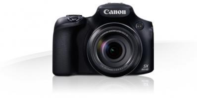 Aparat foto digital  PowerShot SX60 HS 16.1MP, Negru