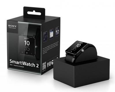 Sony SW2 SmartWatch 2 Silicon