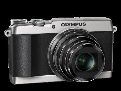 Aparat foto compact Olympus SH-1 Black