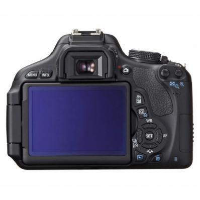 Aparat foto D-SLR, EOS 600D Triple Kit: obiectiv 18-55 +obiectiv 75-300 + obiectiv 50 1.8 AC5170B149AA