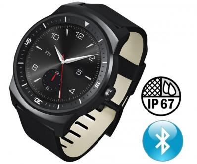 SmartWatch LG G Watch R W110 Black