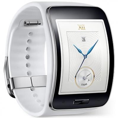 Smartwatch Samsung Gear S White