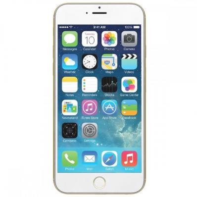 Telefon Mobil Apple iPhone 6 128GB Gold