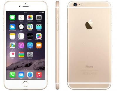 Telefon Mobil Apple iPhone 6 Plus 128GB Gold