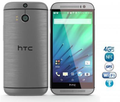 Telefon Mobil HTC One M8 16GB LTE Gunmetal Grey