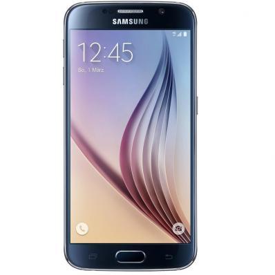 Telefon Mobil Samsung Galaxy S6 128GB Black Sapphire